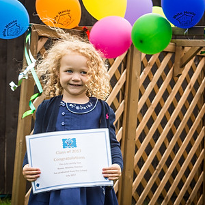 Oakwood Preschool Graduation 2017