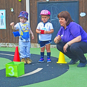 Sheridan Street - Toddlers Sports Day