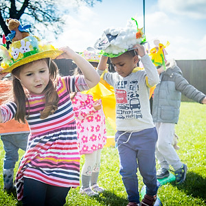 Oakwood Preschool - Easter Bonnets