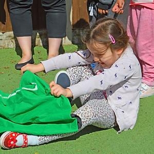 Sheridan Street - Preschool Sports Day