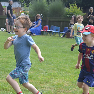Borrowash Preschool Sports Day