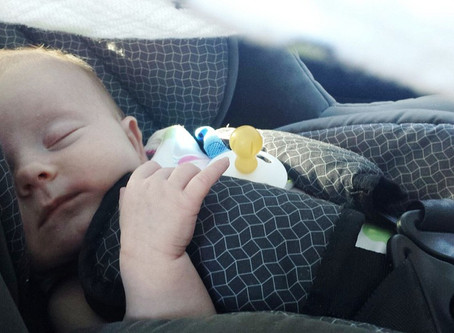 Important Information - Child Car Seat Laws