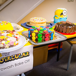 Borrowash - Children In Need Bake Off