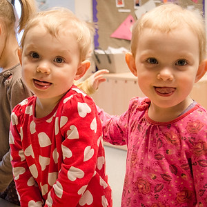 Alvaston Toddlers - Dough Disco