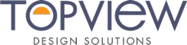 TOPVIEW Design Logo