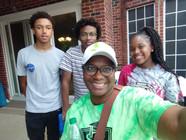 North Carolina A & T Dallas Alumni Chapter Freshman Send-Off