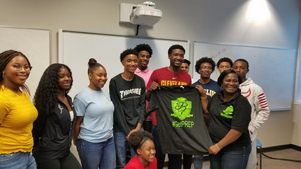 College Readiness Workshop w/ Special Guest Lovell Cabbil Jr. (2019)