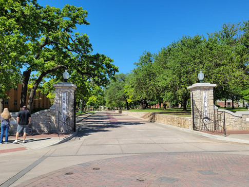 Tour of Tarleton State University (2021)