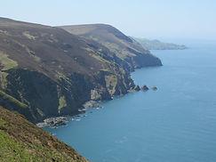 North_Devon_coastpath_-_between_Combe_Ma