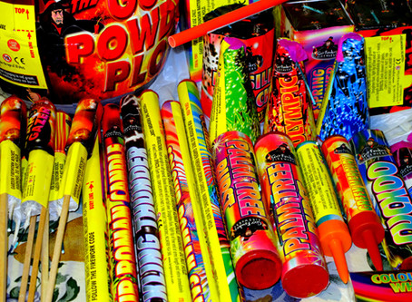 Michigan's fireworks law is harming people, pets, and wildlife
