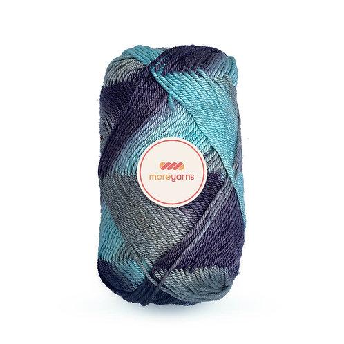 JS 4 Ply Acrylic Socks Yarn - Shade - M16