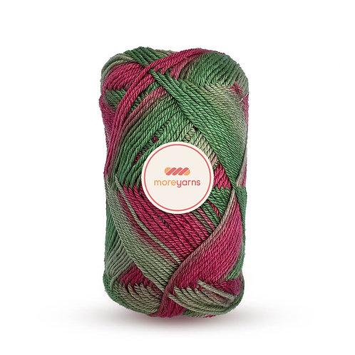 JS 4 Ply Acrylic Socks Yarn - Shade - M21