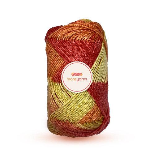 JS 4 Ply Acrylic Socks Yarn - Shade - M19