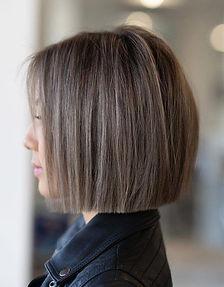 Fresh Style of One Length Bob Haircuts f