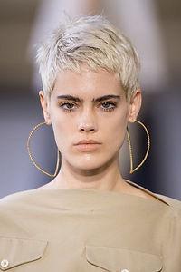 Mila Schon Clp Bis at Milan Fashion Week