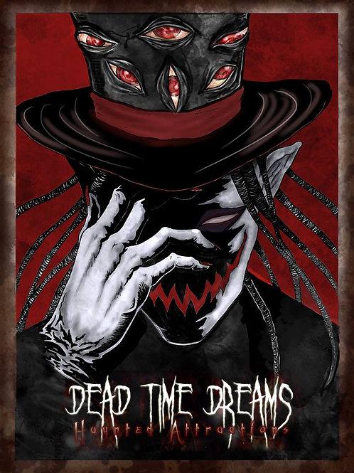Dead Time Dreams Comic Book Issue .1