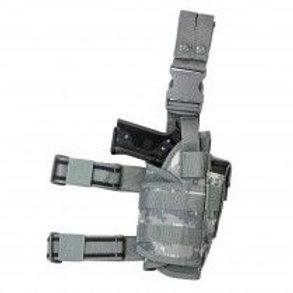 VISM® by NcSTAR® DROP LEG TACTICAL HOLSTER/ DIGITAL CAMO