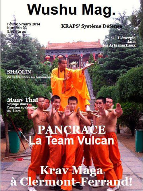 Magazine Wushu Mag.