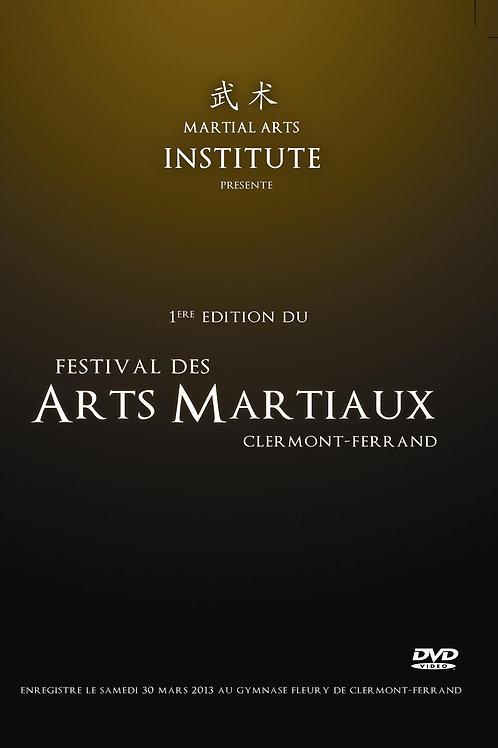 DVD du Festival des Arts martiaux 1ère Edition