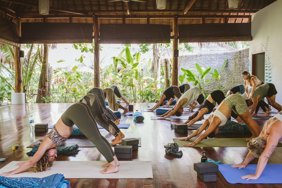 Mana Yoga Retreat