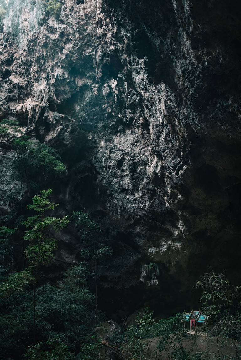 Nakhon cave, Thailand