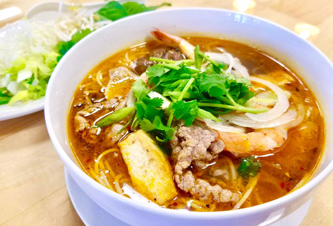 It's Pho' month at Mekong!
