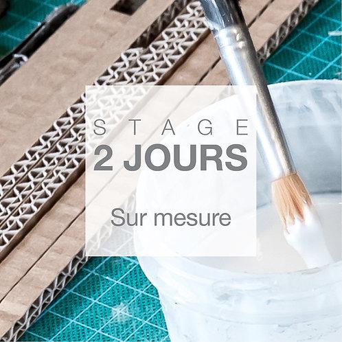 Stage sur mesure
