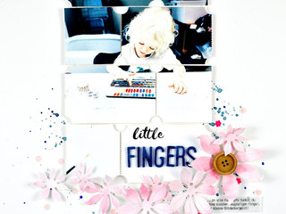 """Clean and simple """"little Fingers"""""""