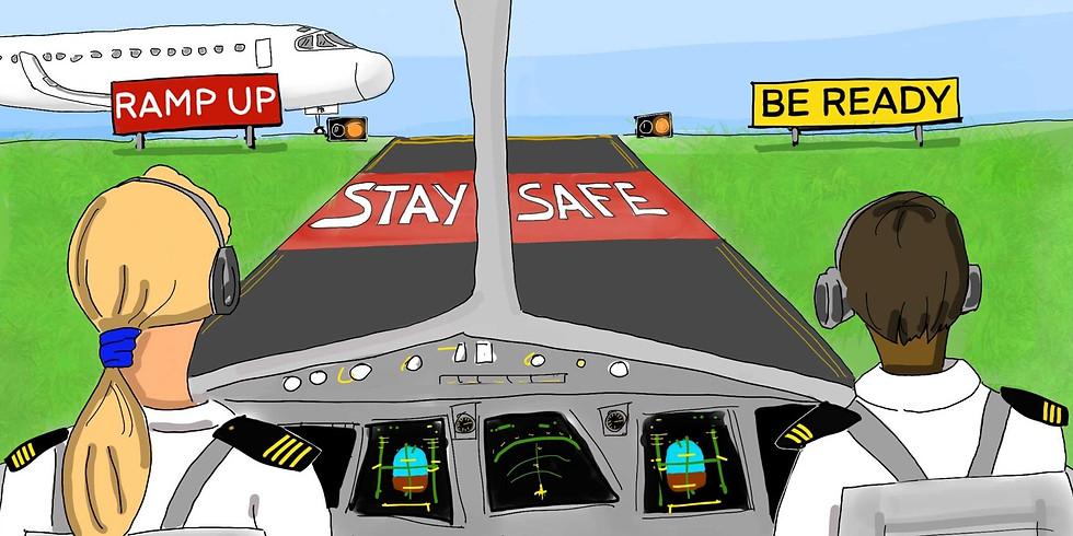 #WednesdayWebinar: Ramp-up – Be Ready, Stay Safe