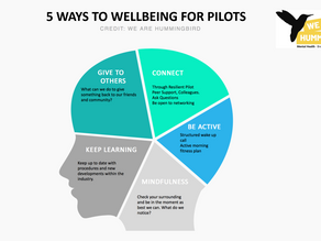 Maintaining Wellbeing and Building Resilience