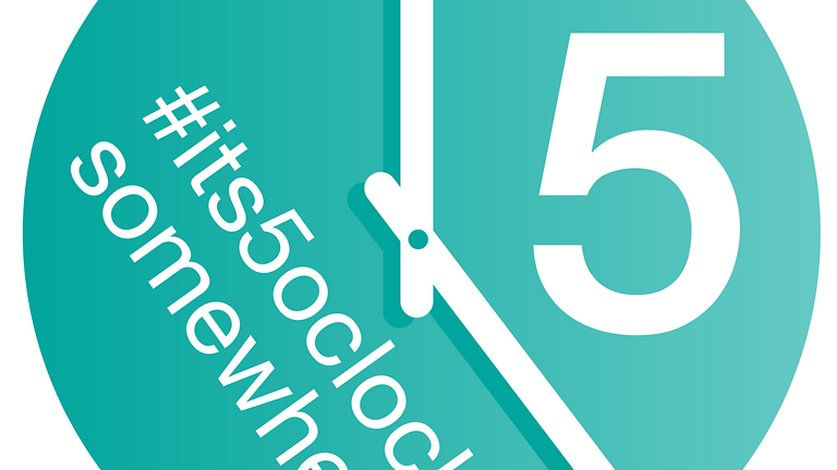 #Its5oclocksomewhere - Friday Social