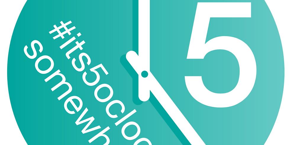 #Its5oclocksomewhere – One Year Milestone