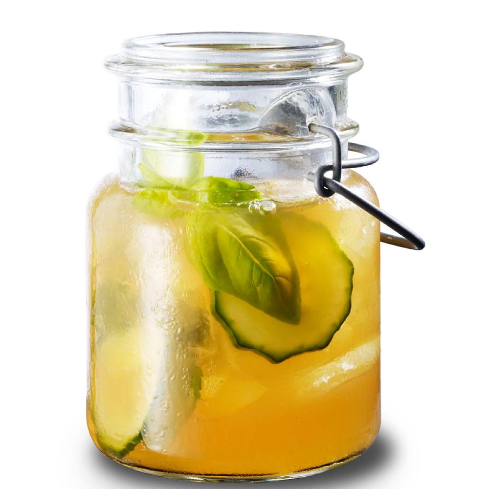 Chamomile Iced Tea Lemonade by prettyhealthyplate.com
