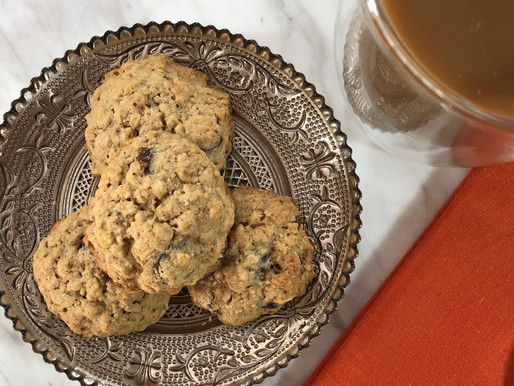 Oatmeal Chocolate Chip Cookies (Low Sodium)