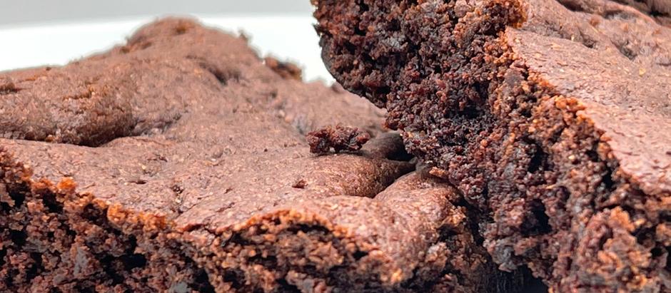 Pretty Healthy Chocolate Brownies (Gluten Free, Low Sodium)