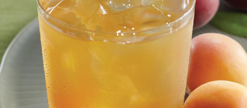 Apricot & Plum Infused Iced Tea