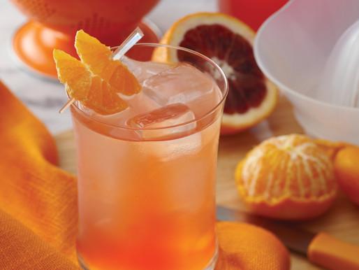 Clementine & Blood Orange Iced Tea