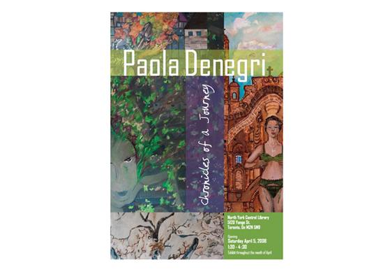 Paola Denegri Artist