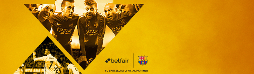 Betfair banner, promotions and free bets