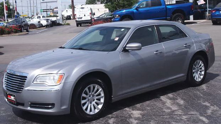 Chrysler 300, 2011