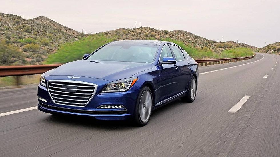 Hyundai Genesis 5.0
