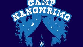April - CampNaNoWriMo 2019