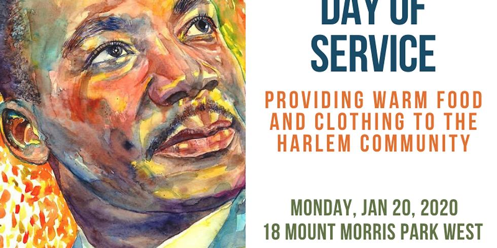 2020 MLK Day of Service