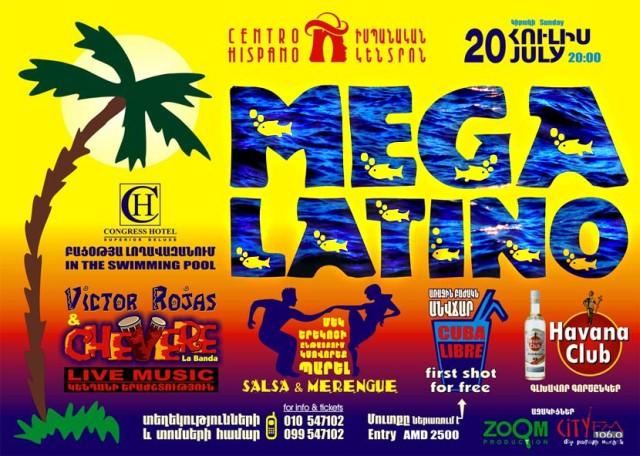 Mega Latino