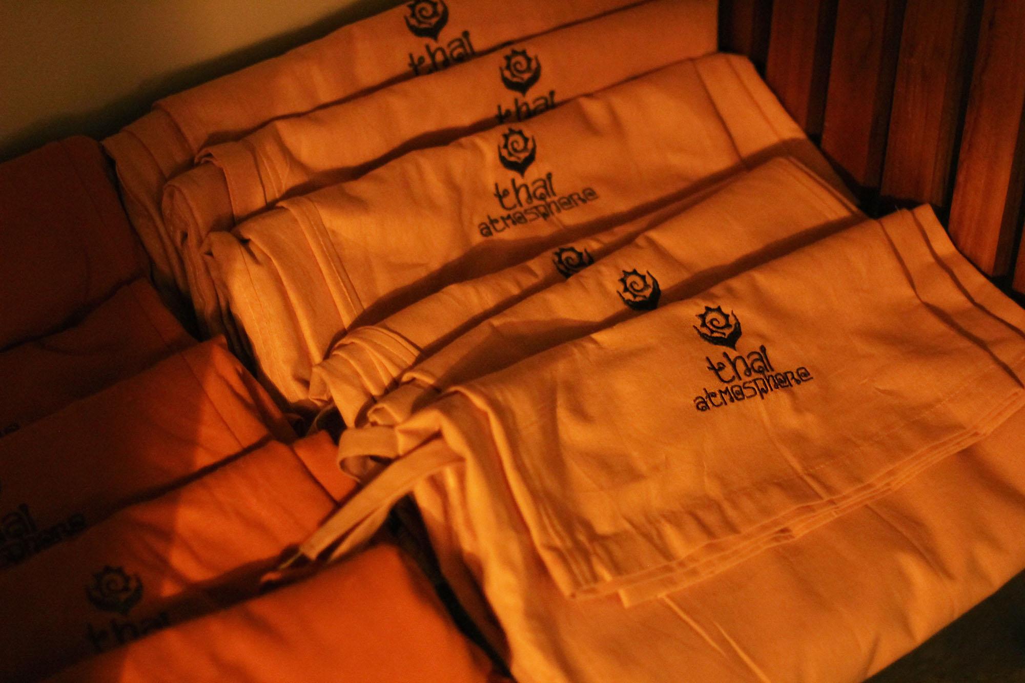Униформа Тайского Массажа