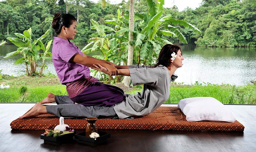 Ավանդական Թաիլանդական Մերսում