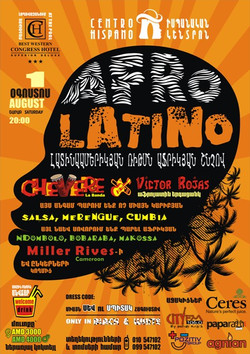 Afro Latino