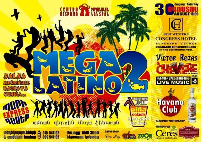 Mega Latino 2