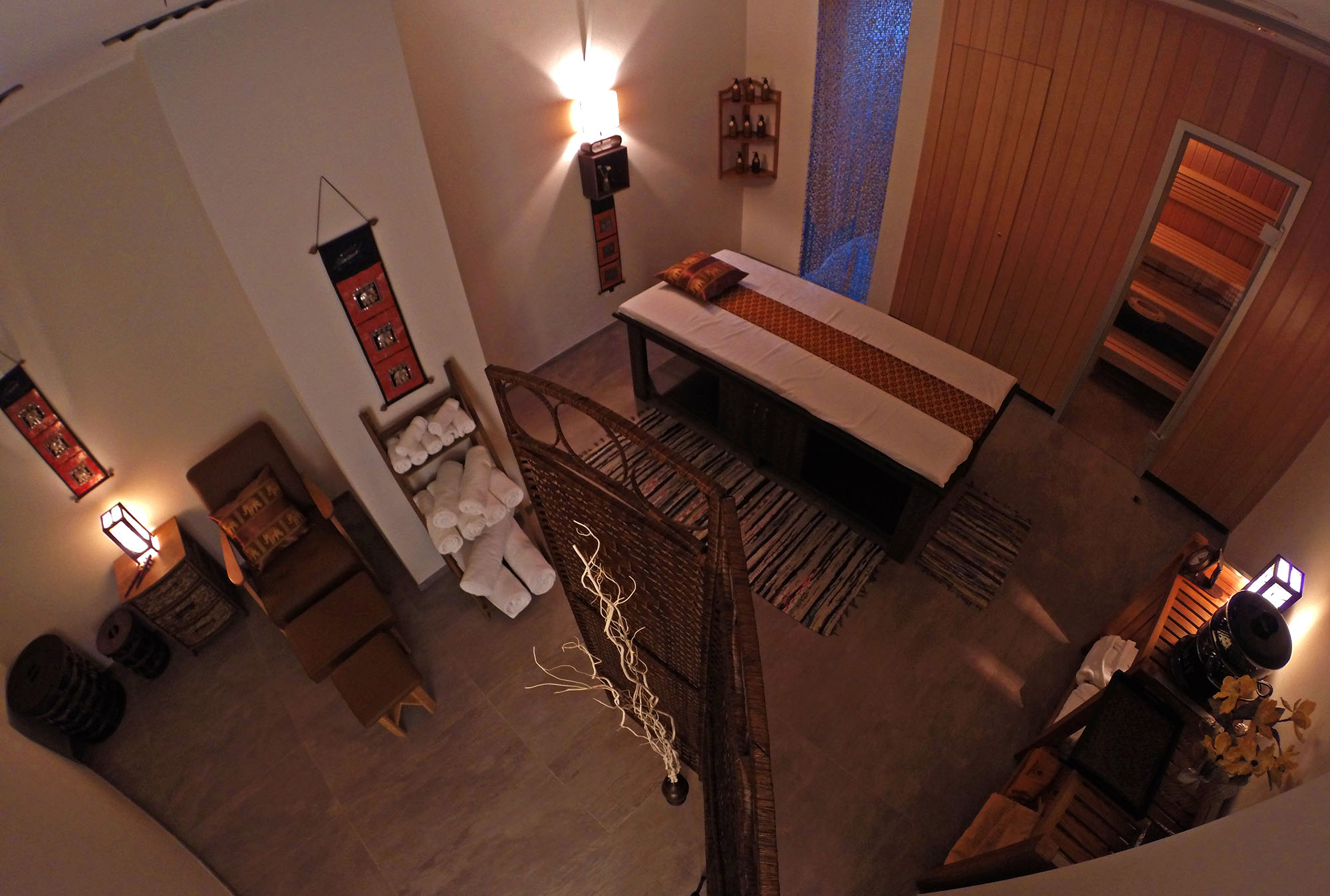 Комната Тайского Массажа