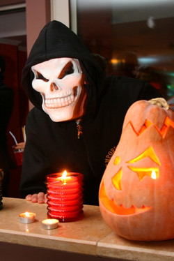 Halloween Latino '08